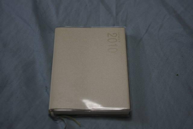 来年の手帳